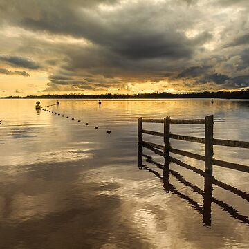 Muckross Jetty, Lough Erne by Aidymcg