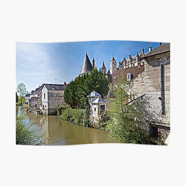 River Indre Poster