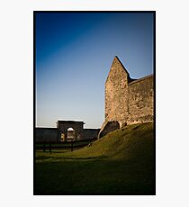 Norfolk Gaol Photographic Print
