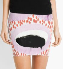 Metanimal, wide eyes opened Mini Skirt