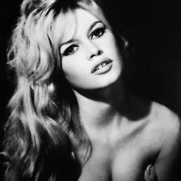 Brigitte Bardot by Martstore