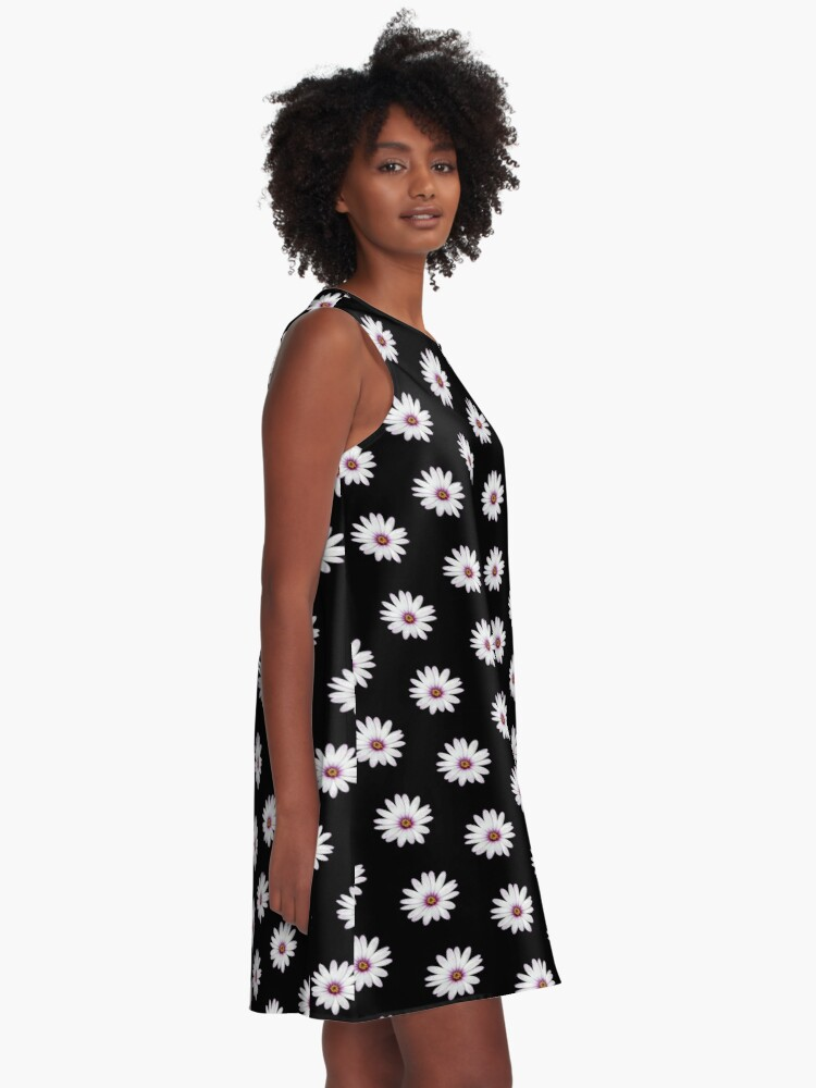 Alternate view of African Daisy A-Line Dress