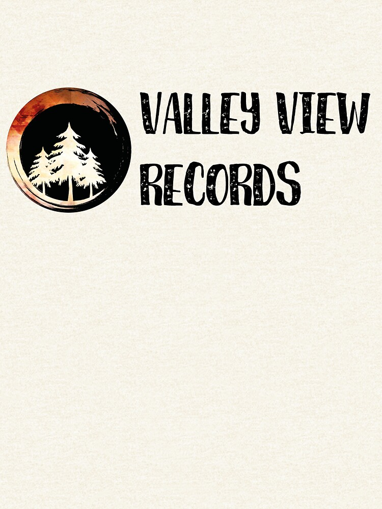 Valley View Records #3 by CFPopaDesigns