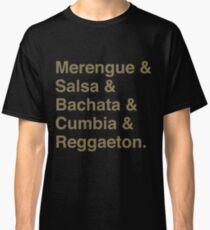 Latino Music Classic T-Shirt