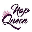 Nap Queen Print by mysticalberries