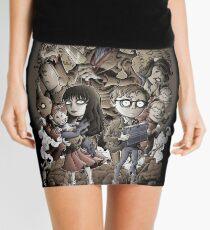 Look Away Mini Skirt