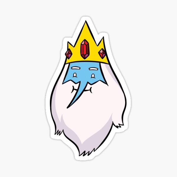 Ice King Sticker