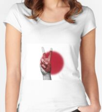 japon05 Women's Fitted Scoop T-Shirt