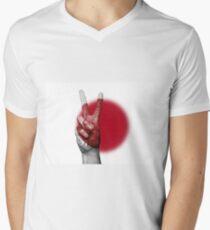 japon05 Men's V-Neck T-Shirt