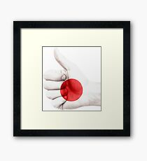 japon06 Framed Print