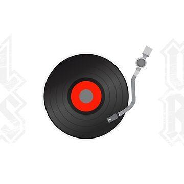 vinyl rocks by drizzd