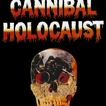 Cannibal Holocaust Movie Shirt! by comastar