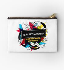 QUALITY MANAGER Studio Pouch