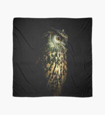 Eagle Owl Portrait Scarf