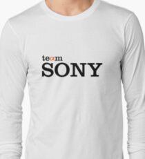 Team Sony Alpha Long Sleeve T-Shirt
