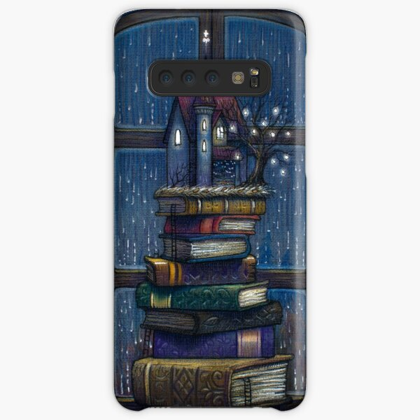 Books castle Samsung Galaxy Snap Case