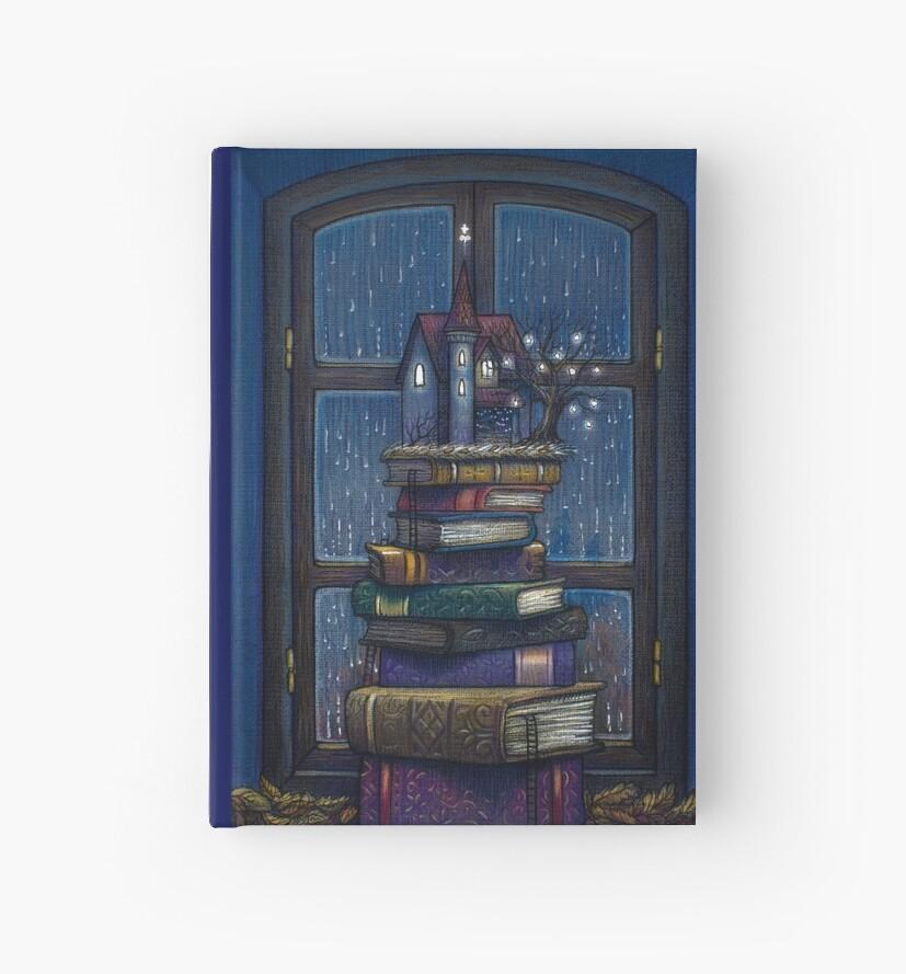 Bücher Schloss von illustore