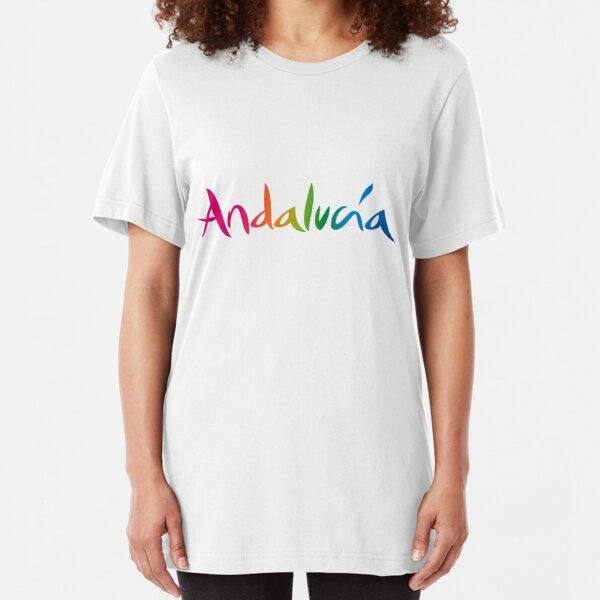 Andalucia - Andalusia - Spain Slim Fit T-Shirt