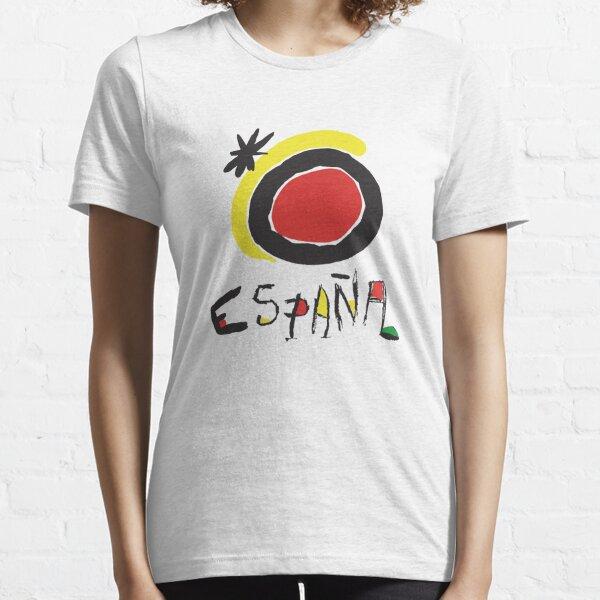 España - España Camiseta esencial
