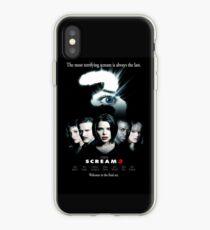 Scream 3 iPhone Case