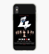 Scream 4 iPhone Case