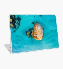 Observer - Green Pool Denmark Laptop Skin