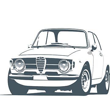 Alfa Romeo GT by marouanebnk