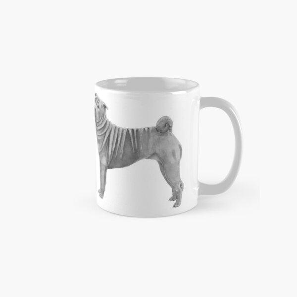 Shar pei Classic Mug