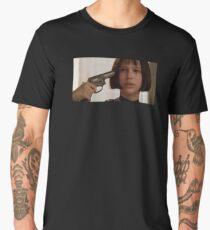 Mathilda the Professional Men's Premium T-Shirt
