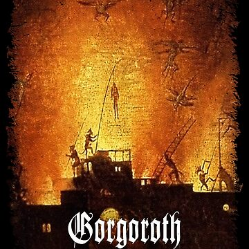 Gorgoroth - Insinctus Bestialis Cover by ContraB