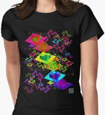 """""""Quadratic Koch""""© T-Shirt"""