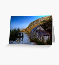The Boatshed Greeting Card
