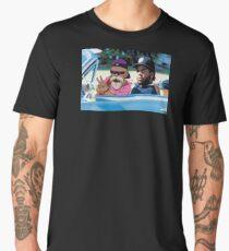 Master Roshi x Ice Cube Men's Premium T-Shirt