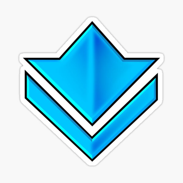 Guild Wars 2: Kommandant-Tag Sticker
