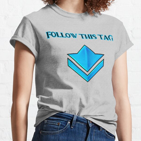 Guild Wars 2: Follow This Tag Classic T-Shirt