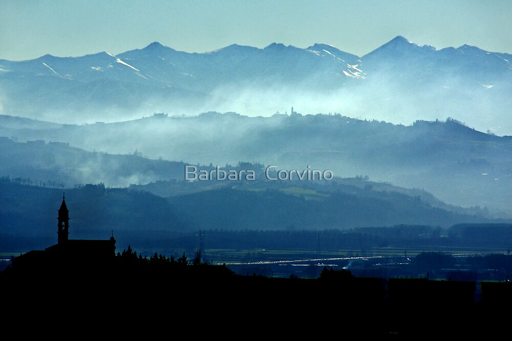 Layers by Barbara  Corvino