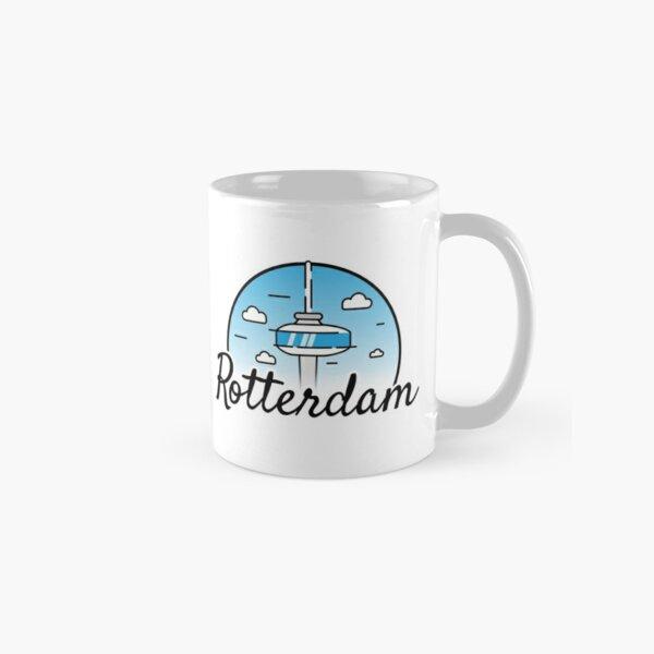 Rotterdam and the euromast Classic Mug