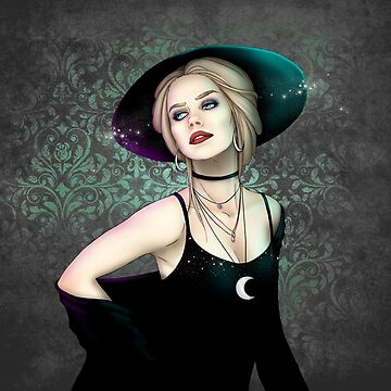 The Witch by CatAstrophe