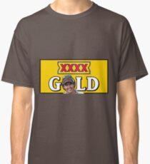 Shaun Whale XXXX GOLD Meme Classic T-Shirt