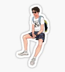 call me by your name elio Sticker