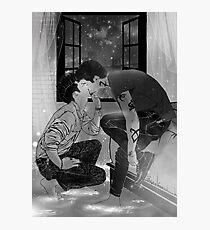 Malec kiss. Photographic Print
