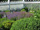Garden in Long Island by ValeriesGallery