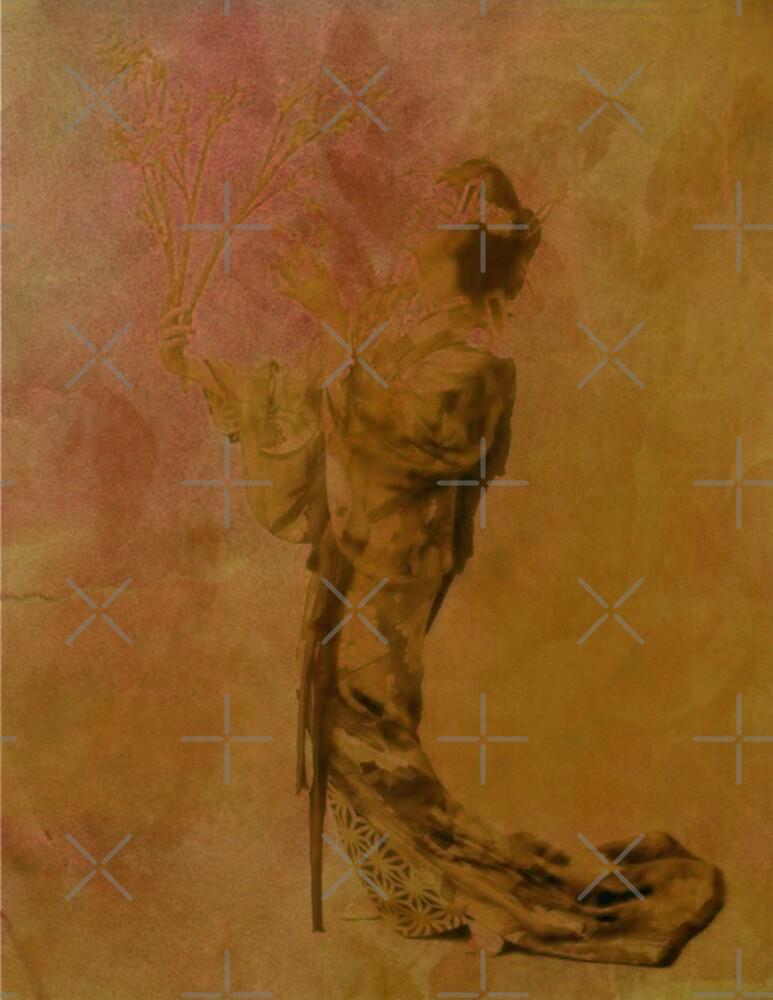 Geisha by Gal Lo Leggio