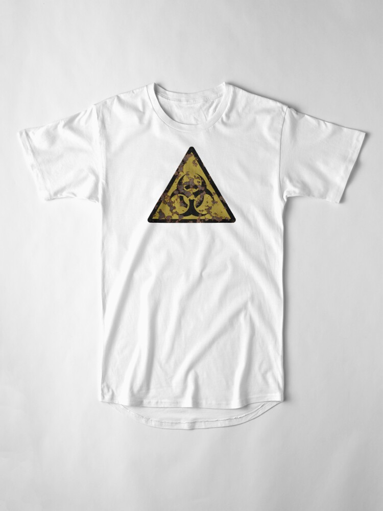 Alternate view of Biohazard Long T-Shirt