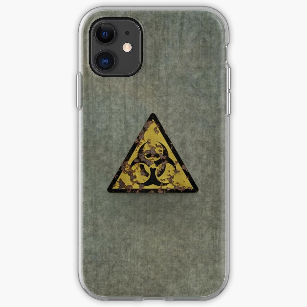 Biohazard iPhone Case & Cover