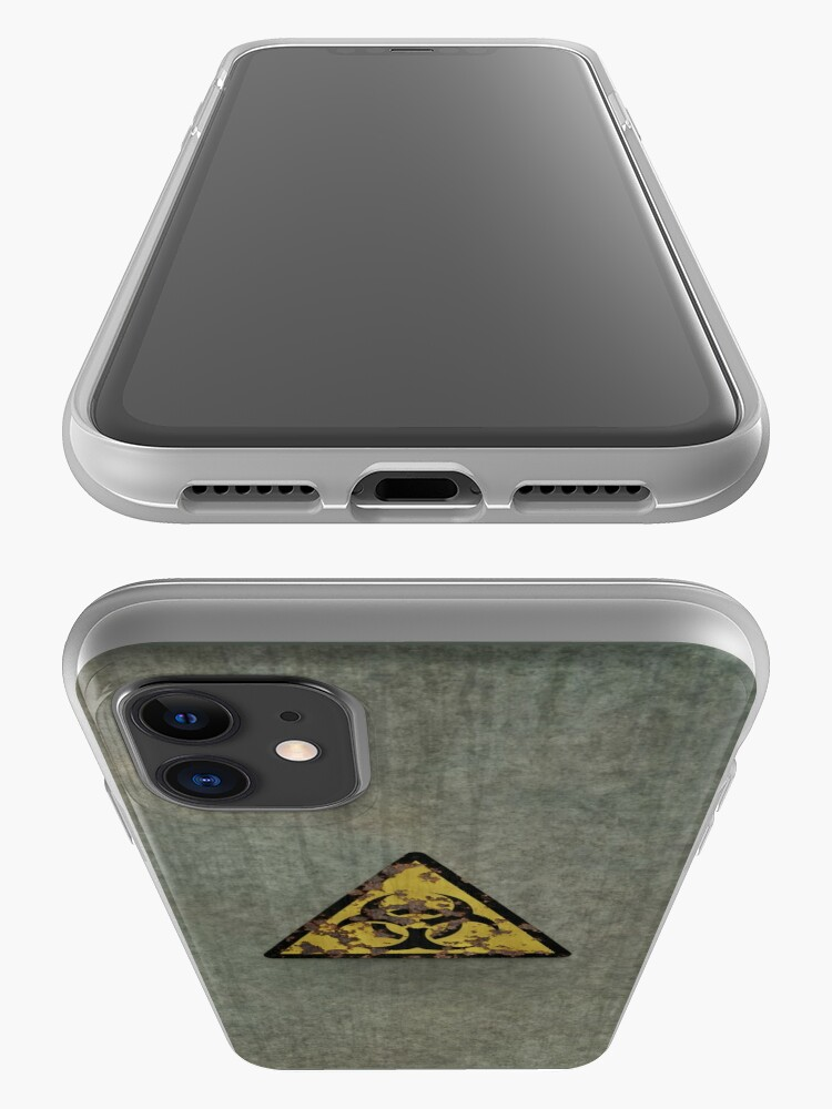 Alternate view of Biohazard iPhone Case & Cover