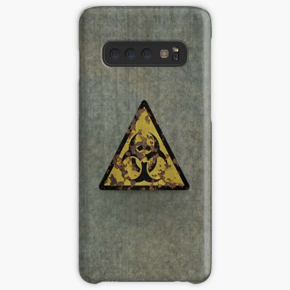 Biohazard Cases & Skins for Samsung Galaxy