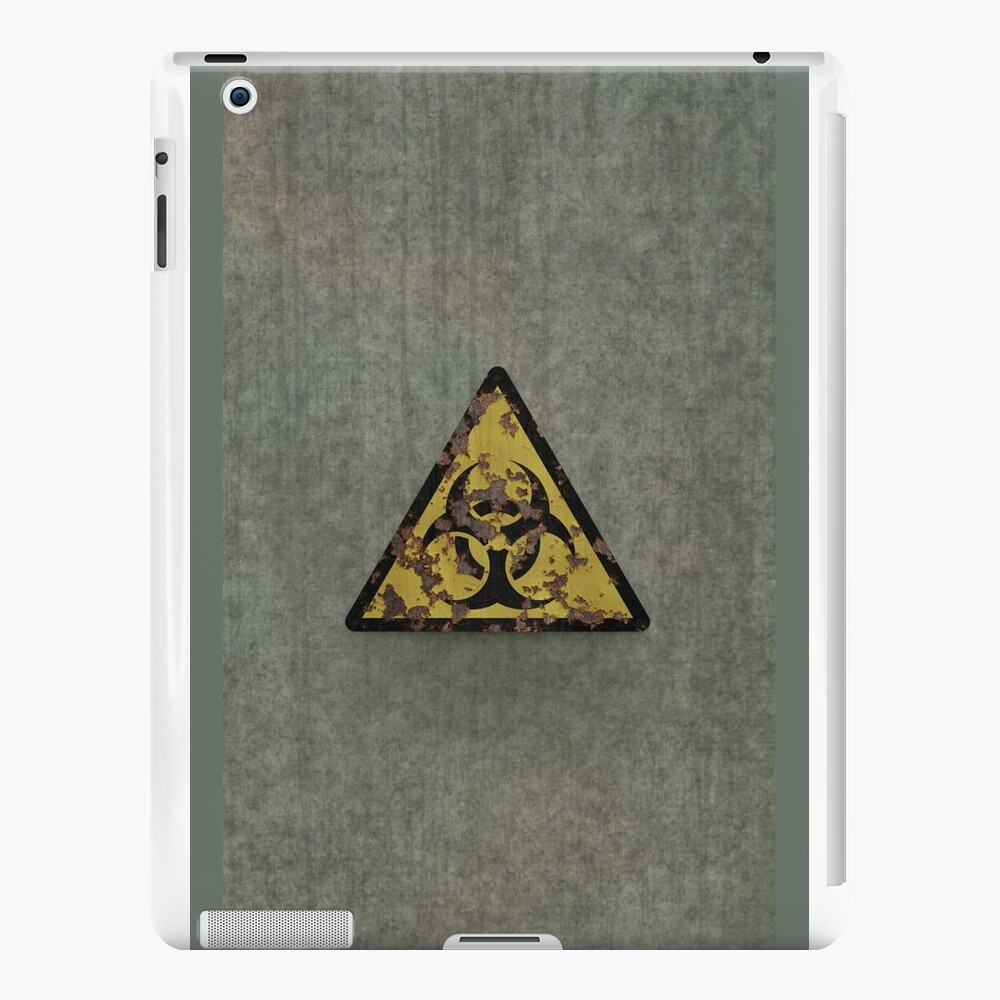 Biohazard iPad Cases & Skins