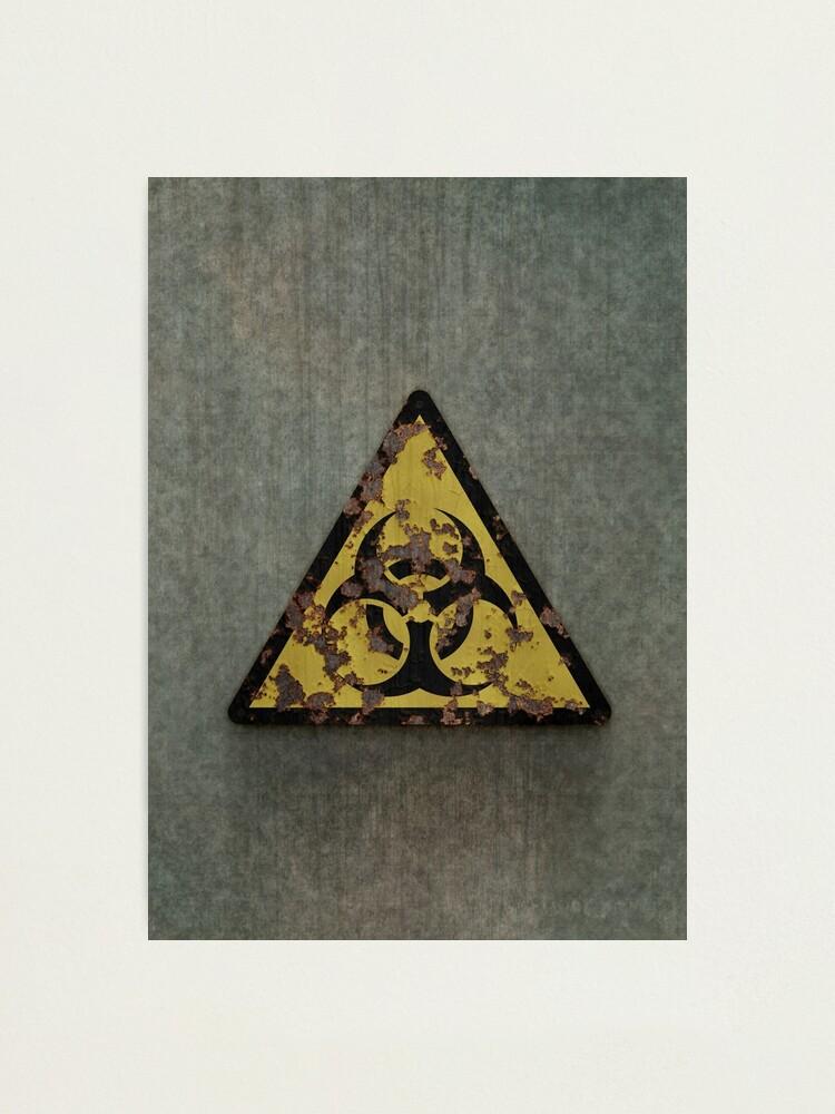 Alternate view of Biohazard Photographic Print
