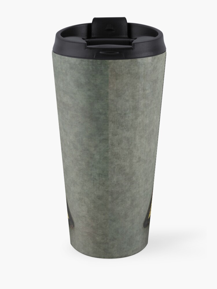 Alternate view of Biohazard Travel Mug